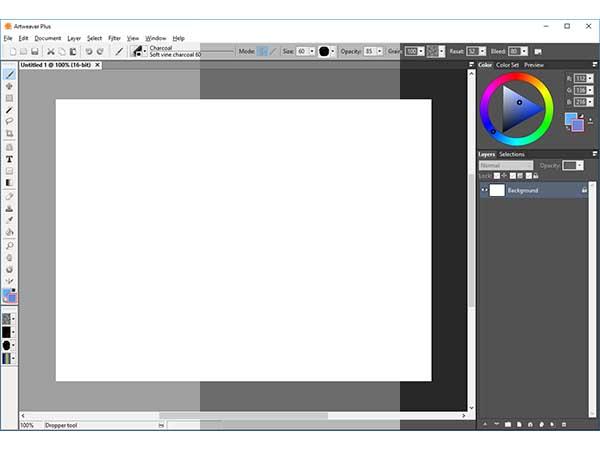 Artweaver Plus screenshot